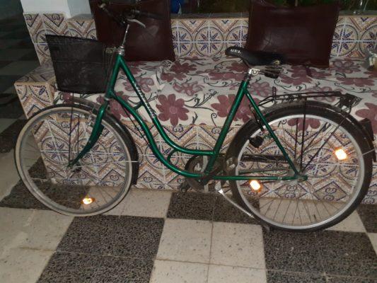Vélo utilisé à vendre