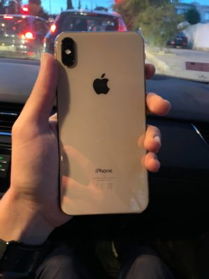 IPHONE XS MAX A VENDRE IMPORTE DE LONDRES