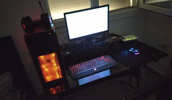PC GAMER SETUP