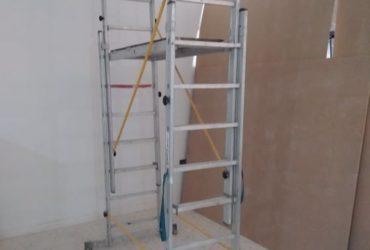 Privé: Échafaudage en aluminium