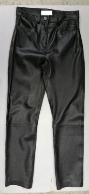 Pantalon femme en Cuir