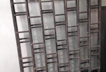 Fer forgé de sécurité pour les fenêtres