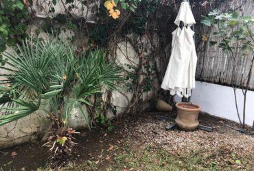 Un appart avec jardin privatif à la Soukra