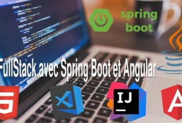 Formation Full Stack: Spring Boot and Angular