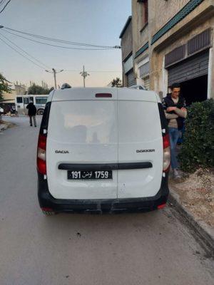 Dacia Dokker Opportunité pour les commerçants