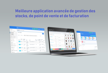Application avancée de gestion des stocks, de point de vente et de facturation