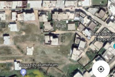 Terrain 400m² Tébourba