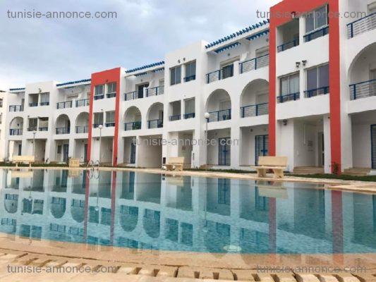 Splendide appartement richement meublé a Nabeul