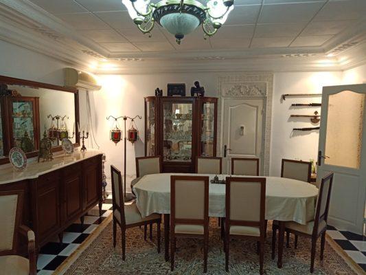Salon et salle à manger Louis 15