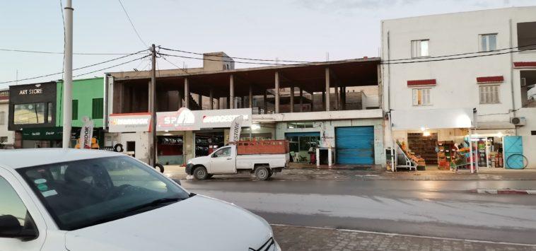 Station lavage