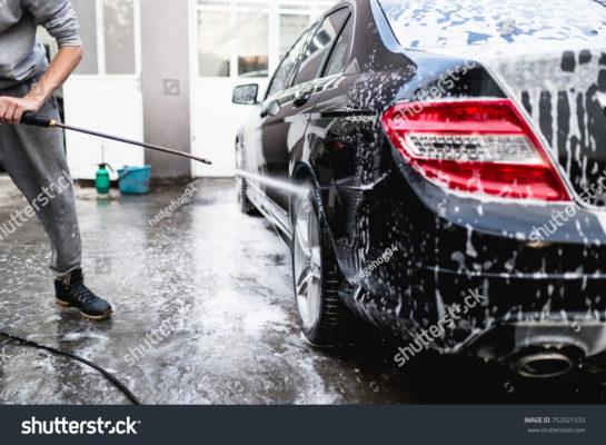 Ideal projet d'un lavage auto
