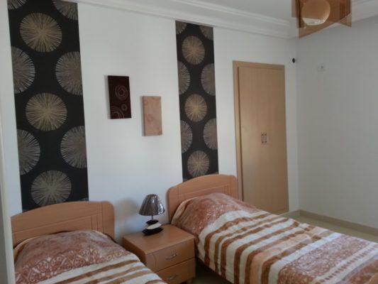 Location appartement Haut Standing Khezama S2
