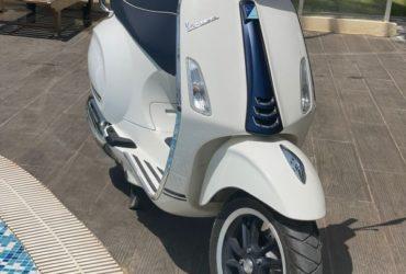 vespa limited edition yacht club 2020
