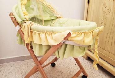Berceau bébé sans support