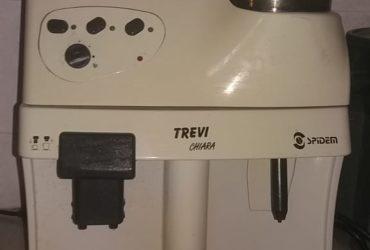 une machine à café spidem automatique