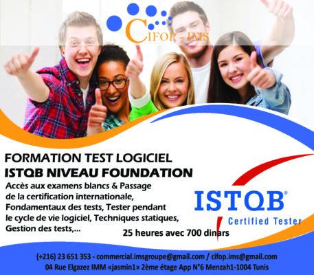 Privé: Formation ISTQB