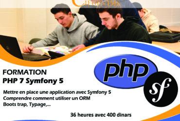 Formation pratique PHP7 Symfony5