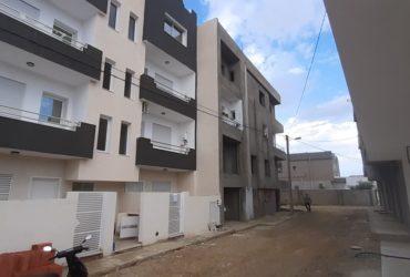 des  nouveaux appartements situés à Cité Merdes-kélibia